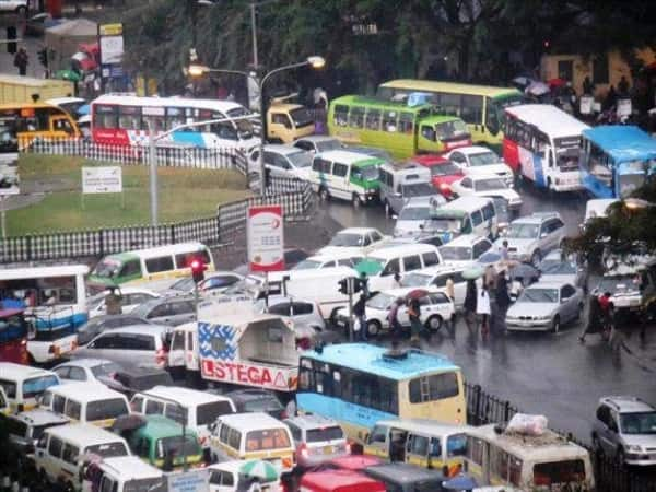 Government proposes Wednesday and Sunday as car free days in Nairobi CBD