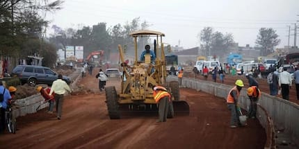Illegal structures delaying construction of Ngong' road bypass to be demolished