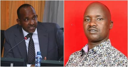 Uasin Gishu leaders petition Parliament to oust Duale over remarks on former SRC boss Sarah Serem vetting
