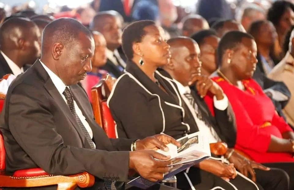 I have a prayer warrior as my wife – DP William Ruto