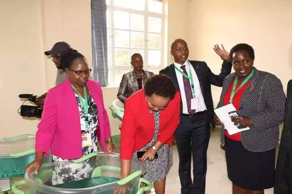 Anne Waiguru asks governor's to fight corruption days after being ranked second most corrupt politician