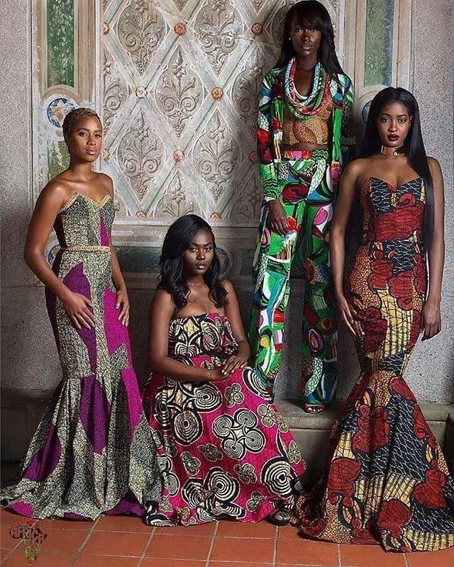 Kitenge designs African designs