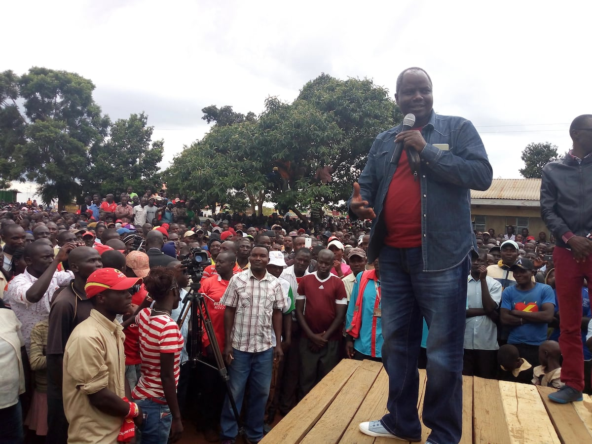 Jubilee MP calls on Matiang'i to lift Mt Elgon curfew after arrest of gang leader