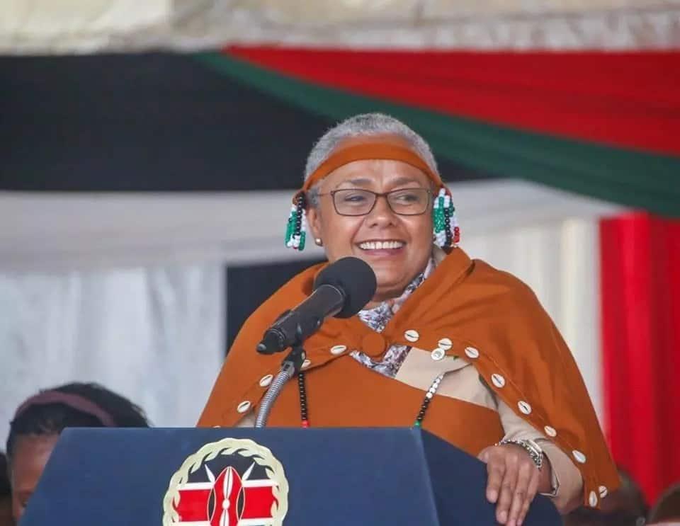 Beware of conmen misusing my name - First Lady Margret Kenyatta