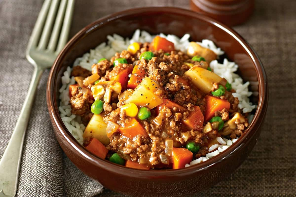 How to Cook Minced Meat Kenyan Style