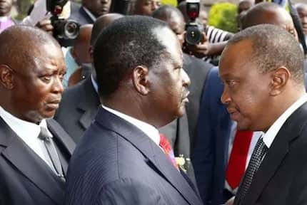 ODM warns Uhuru and Ruto of dire CONSEQUENCES if they continue insulting Raila Odinga