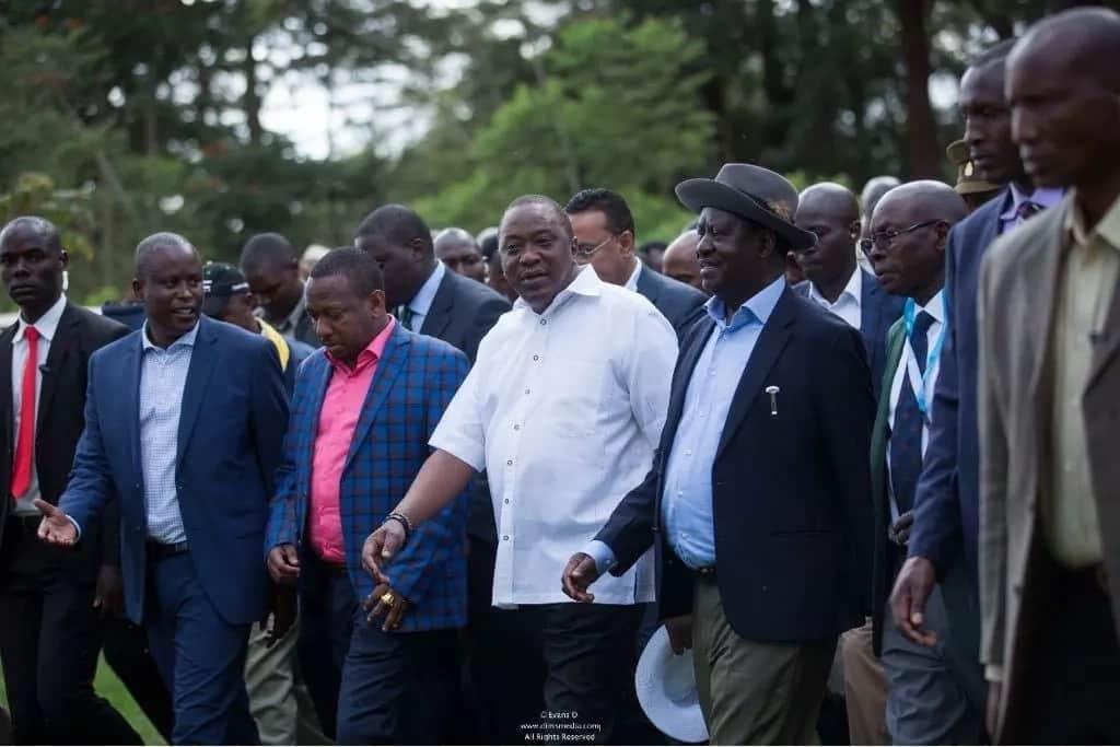 I fully accept, Uhuru won 2017 presidential election - Raila Odinga