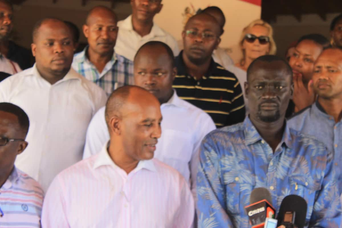 Governors' bodyguards, drivers denied food at 3-day conference in Malindi, only swallow saliva