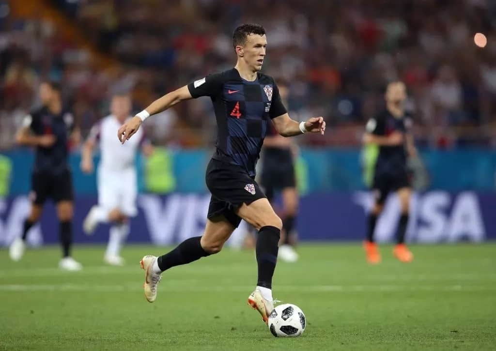 Arsenal legend Stewart Robson tips Croatia's Perisic to join Manchester United this summer