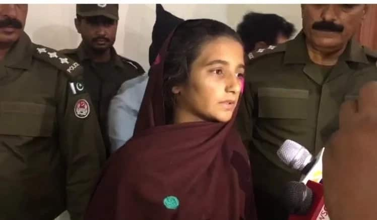 Aasia allegedly plotted to poison her husband but ended up killing 15 in-laws instead. Photo: Caters