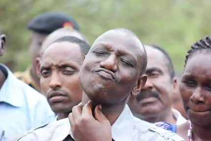 DP Ruto attacked by female MP for allegedly discussing her marital life