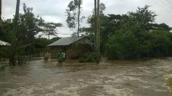 3 wafariki huku mamia wakiachwa bila makao Nyanza baada ya mvua kubwa