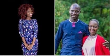 These photo of Papa Shirandula's Naliaka and her husband will give you goosebumps, they are cute AF