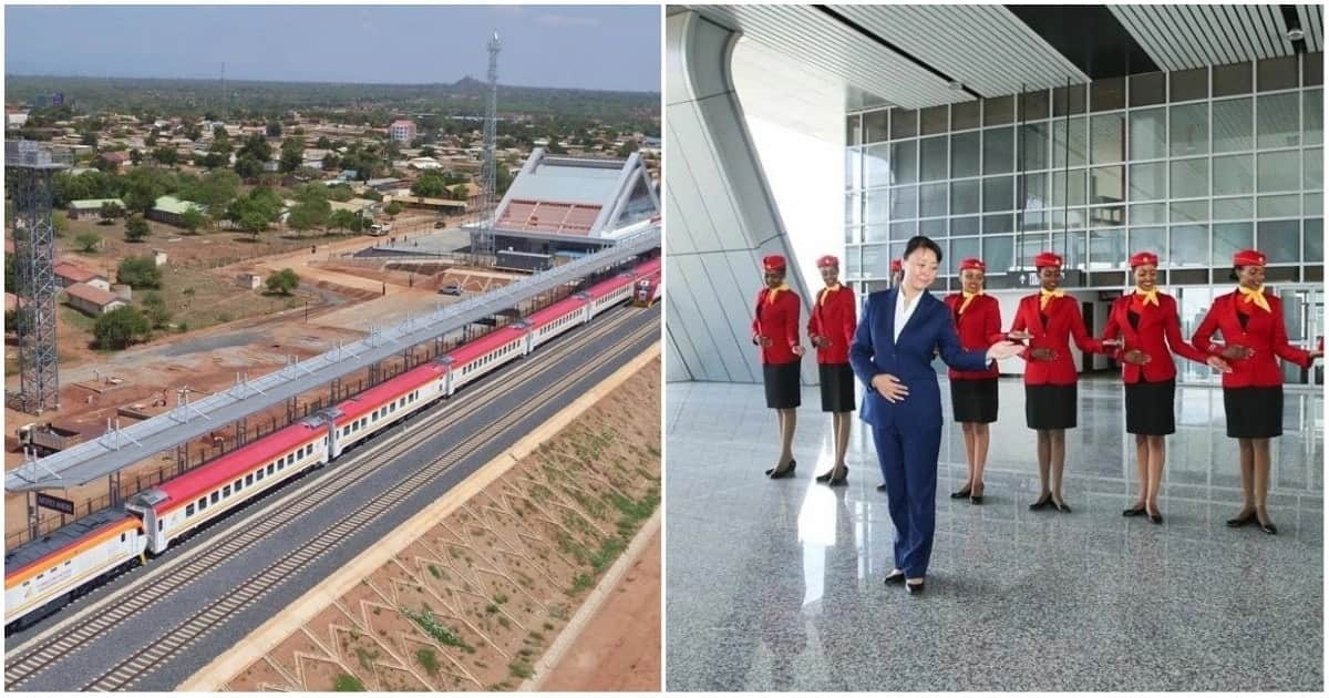 Chinese bosses at SGR are not going anywhere anytime soon - CS James Macharia to Kenyans