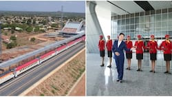Government investigating Kenyan SGR workers who posted negative comments about Chinese