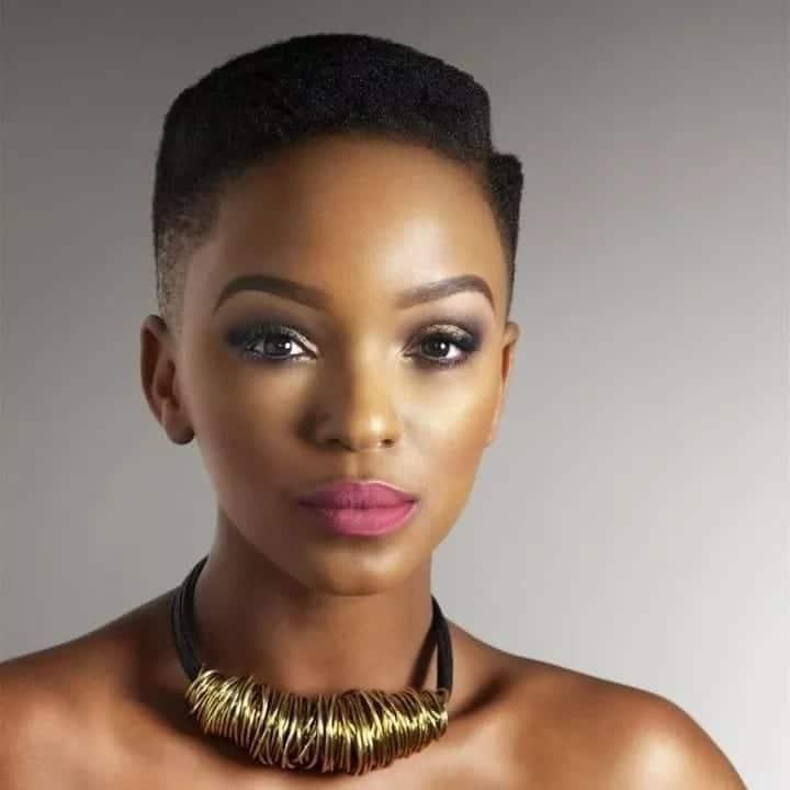 Short haircuts for black women Tuko.co.ke