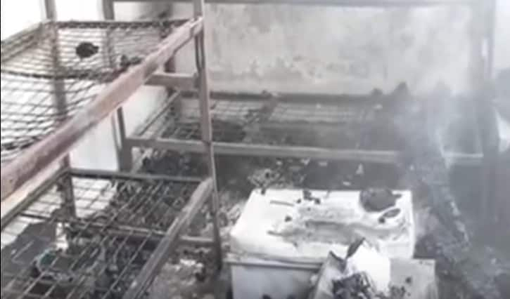 Morning fire razes dormitory at Senior Chief Koinange Girls', 150 students affected