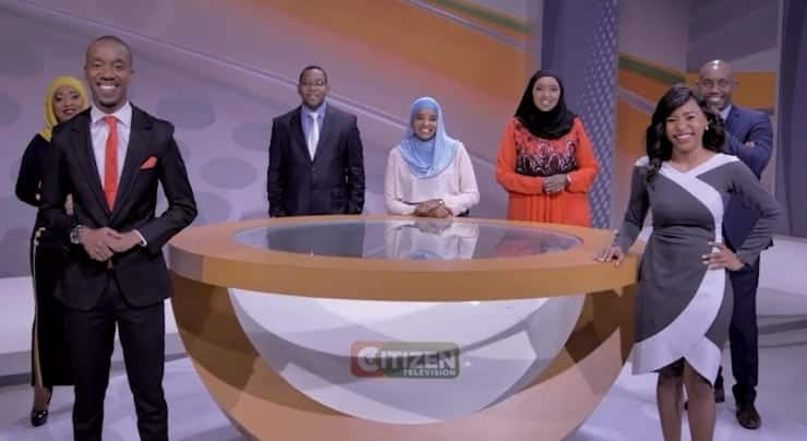 Citizen TV unveils a 7 star-studded Nipashe team following exit of Kanze Dena