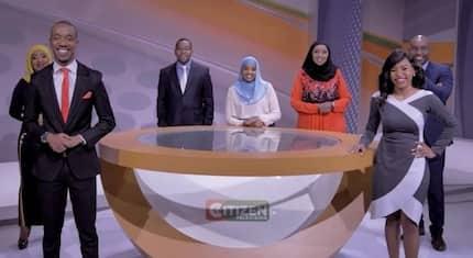 Citizen TV yazindua watangazaji 7 wa Citizen Nipashe, ni moto kama pasi