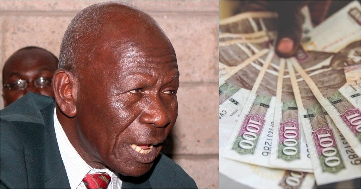 Taxpayers to spend Ksh 149 million on ex-Vice President Moody Awori