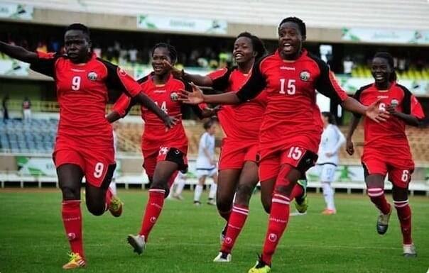 Harambe Starlets carry Kenya's flag high, qualifies for African Women Cup of Nations