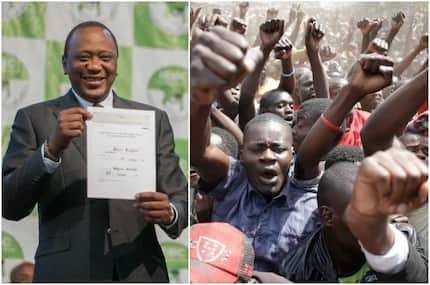 Why Uhuru will not be handed a sword and the constitution during his swearing in