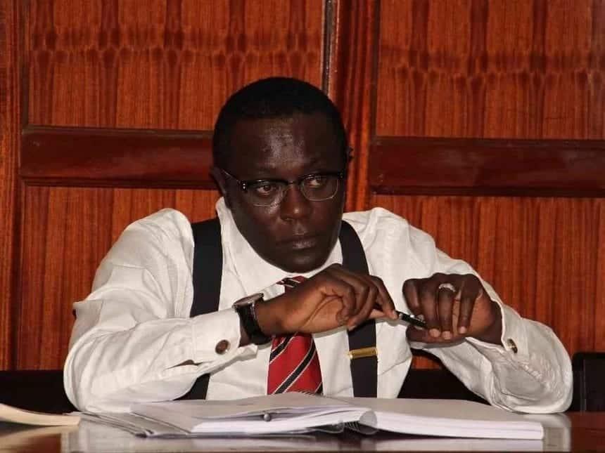Mutahi Ngunyi, Kabogo wakerwa na hatua ya jaji kumwita Jowie binti wa kujishaua na kumnyima dhamana