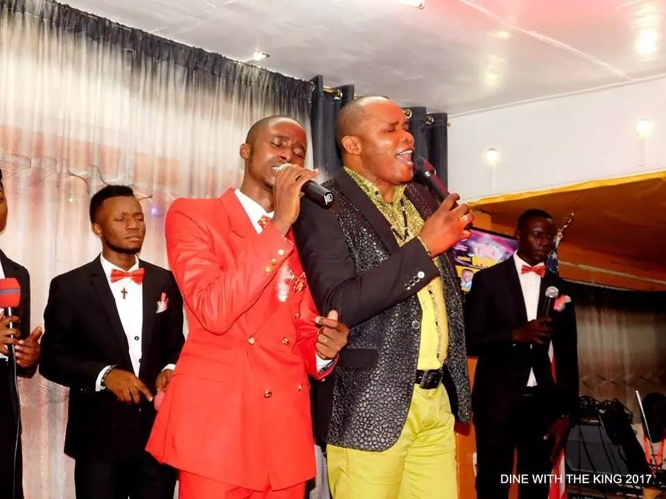 I lost my arm because my step-mum bewitched me - gospel singer Solomon Mkubwa