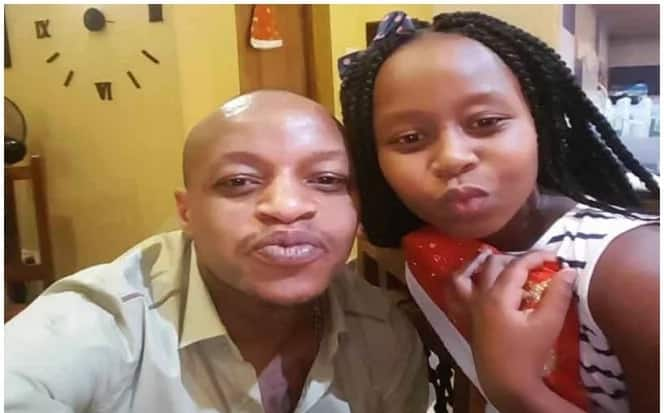 6 photos that show how bad boy and rapper Prezzo's daughter has grown before our eyes
