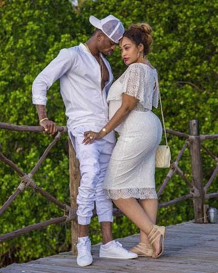 After snooping at a woman during a live performance,Diamond Platnumz gets steamy and disowns wife(VIDEO)