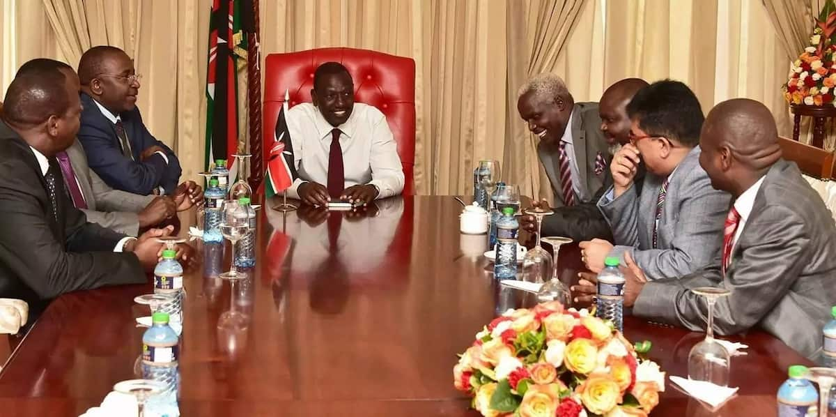 William Ruto continues his charm offensive of Mt. Kenya as he builds 2022 support