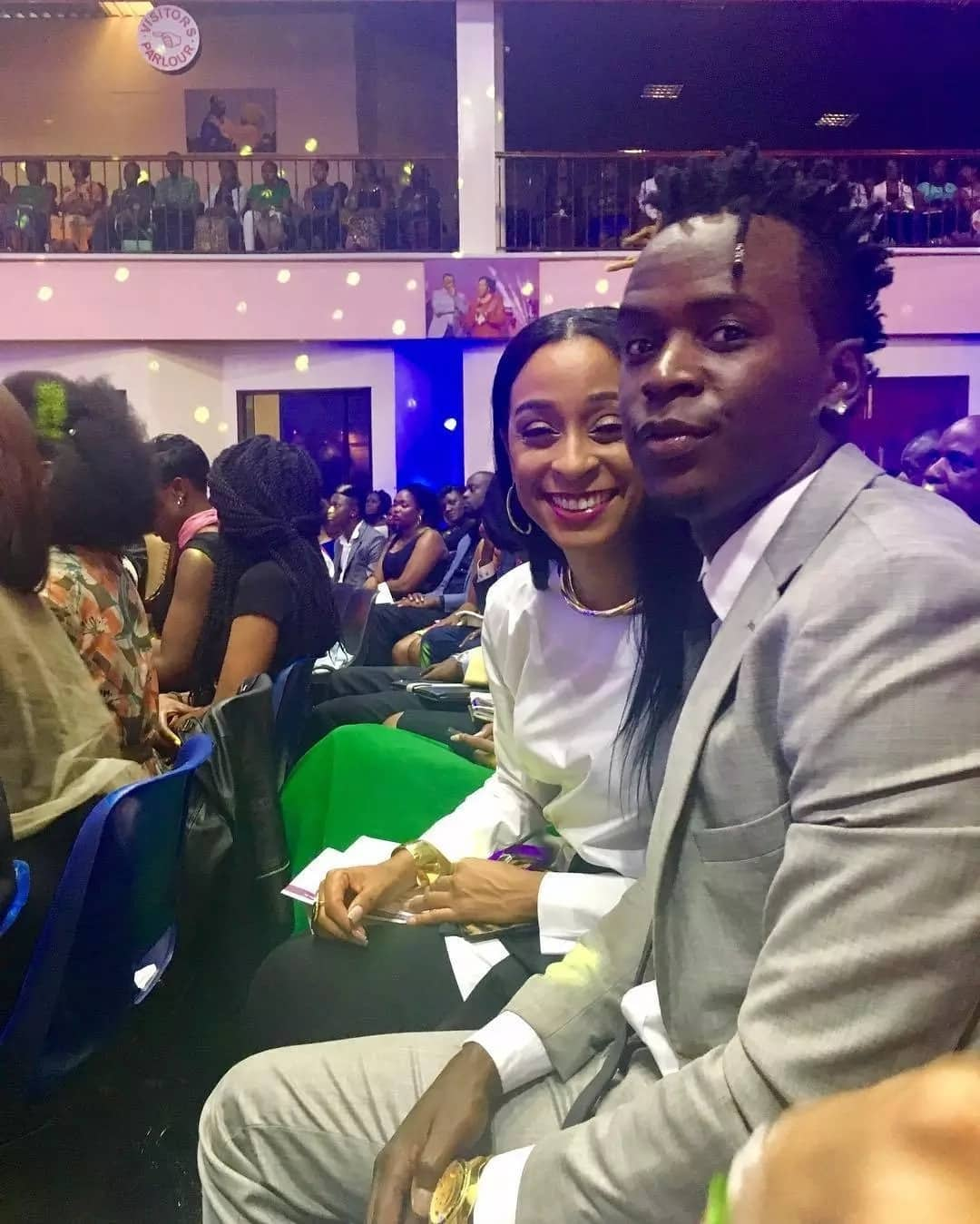 MP's wife blasts Willy Paul