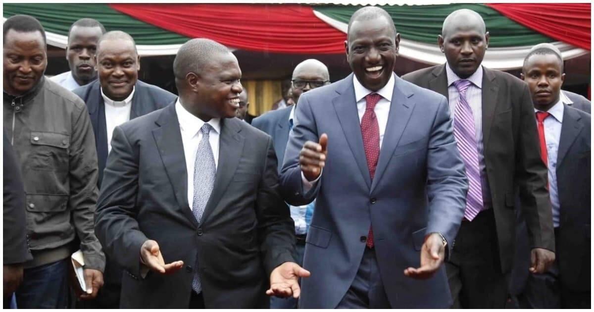 Viongozi kutoka Kisii wamuunga mkono Ruto dhidi ya kuwepo kwa kura ya maoni