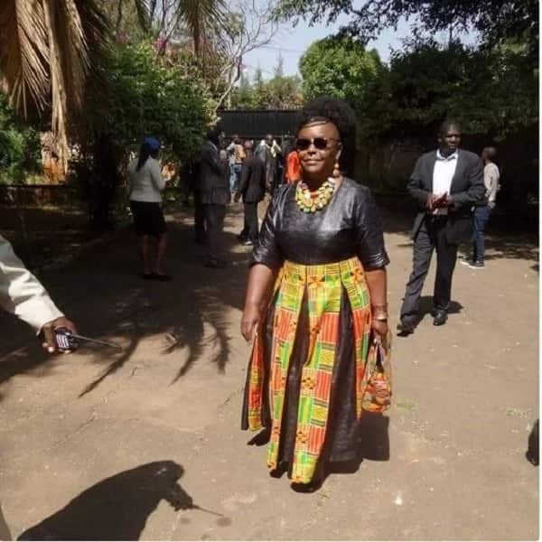 Stop celebrating death of Sabina Chege's mum-Millie Odhiambo tells opposition supporters