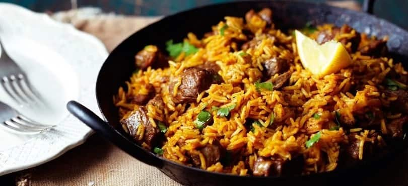 Ultimate recipe to cooking most lavish pork pilau known to man