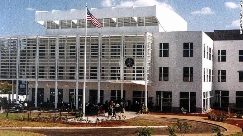 list of embassies in kenya, foreign embassies in kenya,  us embassy nairobi