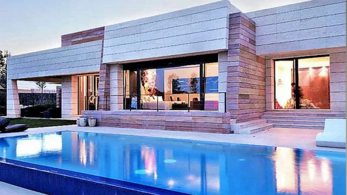 Cristiano Ronaldo house