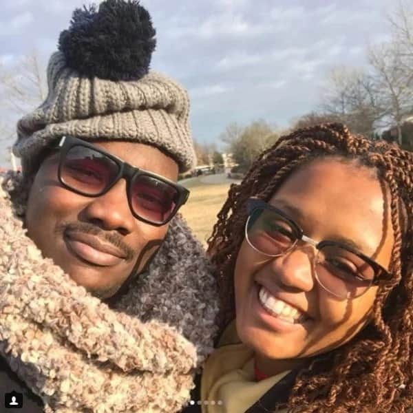 Willis Raburu's hot wife shares makeup free photo and she looks amazing AF