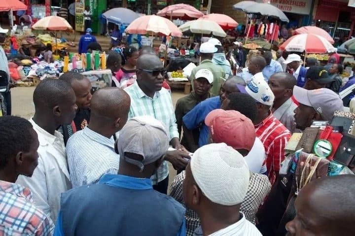 Ex-presidential candidate Ekuru Aukot begins to collect signatures ahead of looming referendum