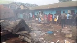 Five students arrested in Kisumu county over dormitory fire, slapped with KSh 30,000 cash bail