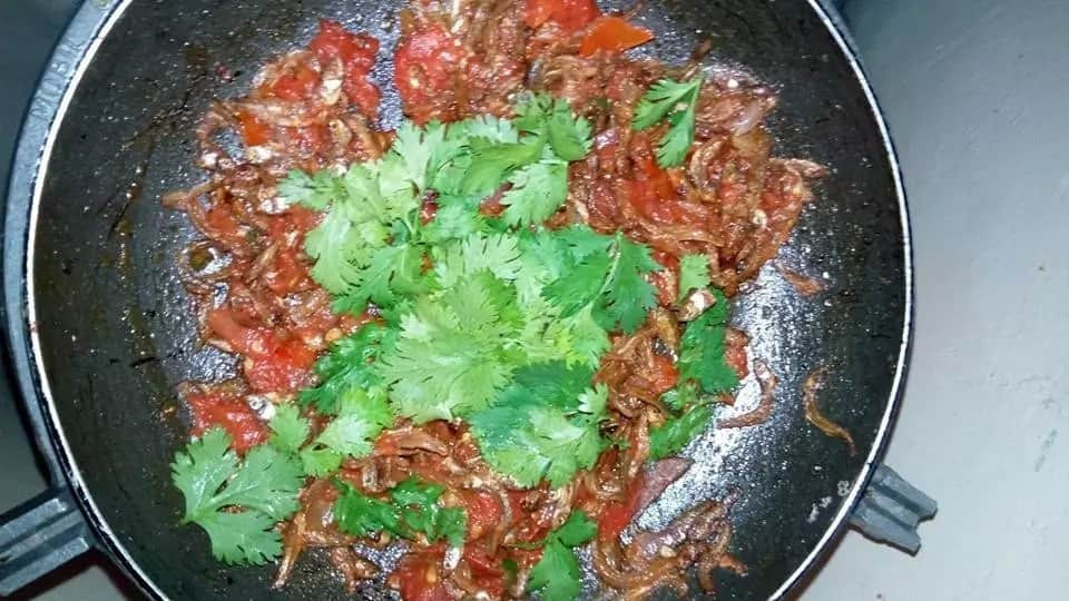 11 must-follow steps to cooking wet fry Omena better than a Luo bae