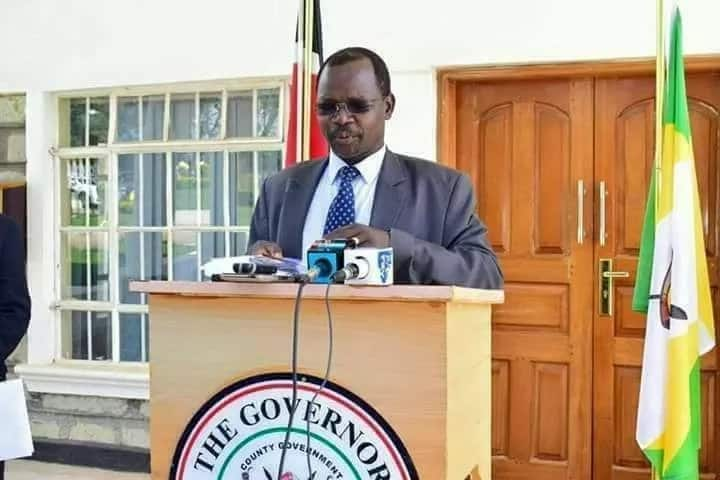 West Pokot Governor Lonyangapuo says he authorised his deputy's long stay in the US