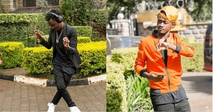 Gospel singer Bahati releases song with Tanzanian secular artiste, Mbosso