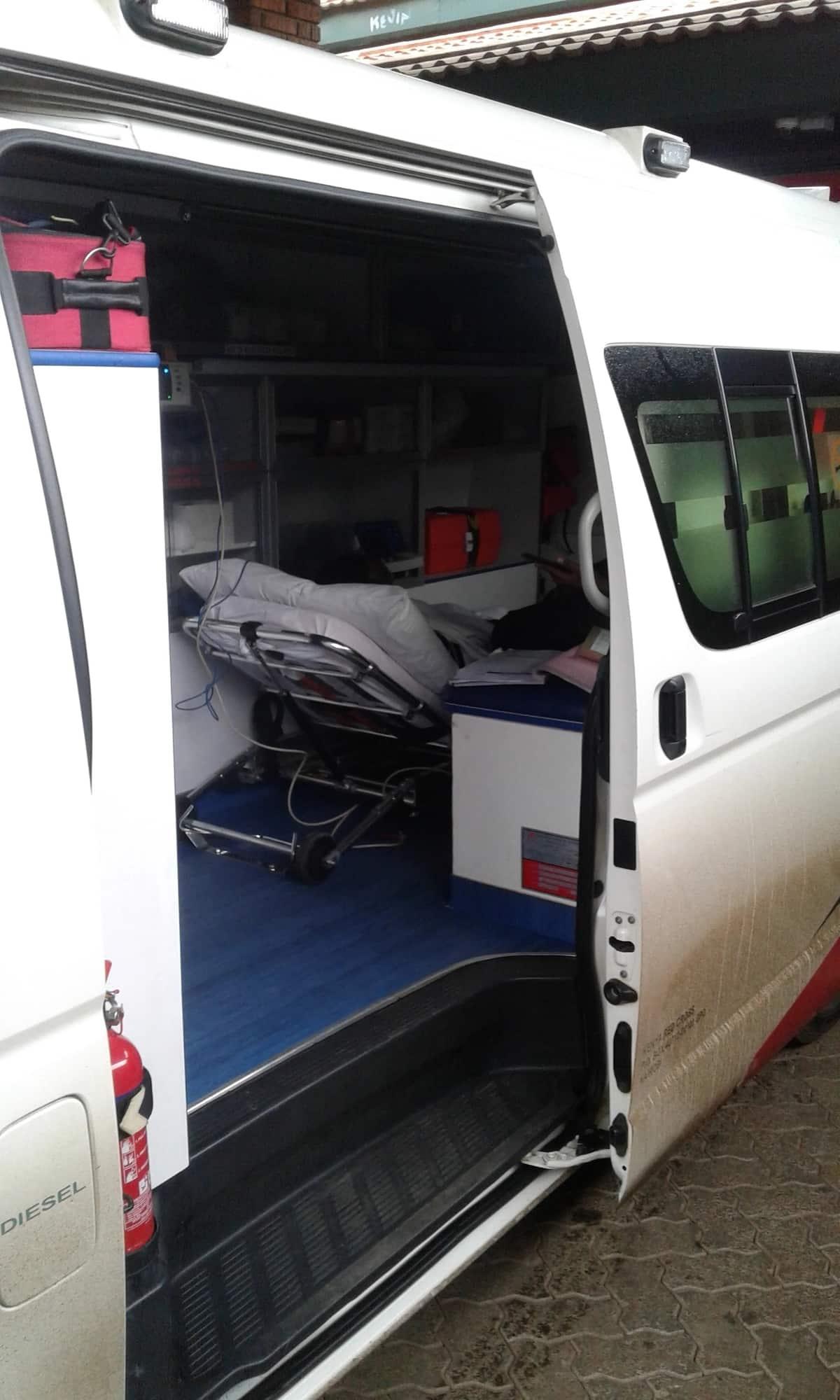 Msanii tajika Big Pin alazwa katika hospitali ya Aga Khan baada ya kuzirai