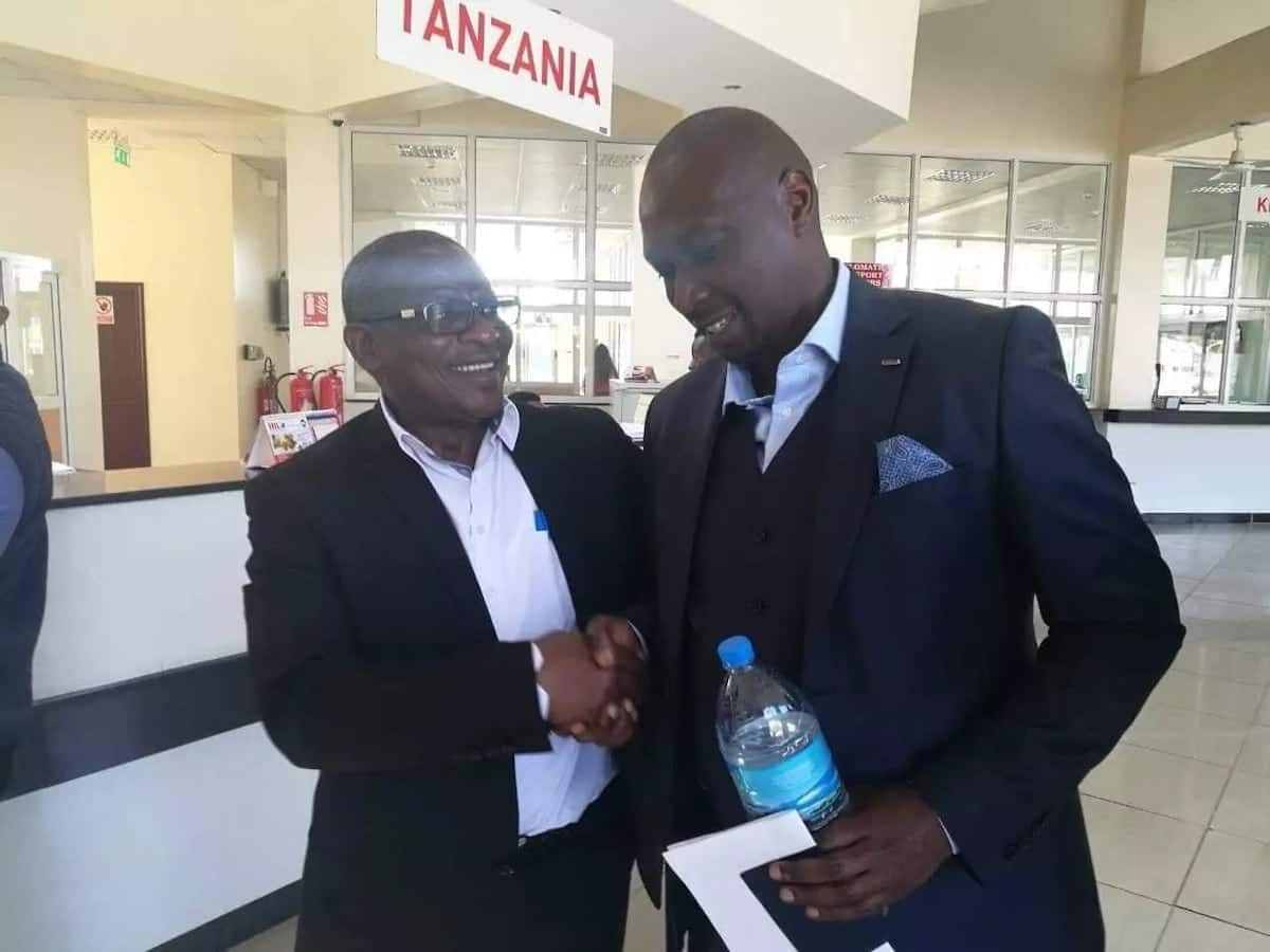 Controversial businessman who donated posh car to Raila released from jail after five years
