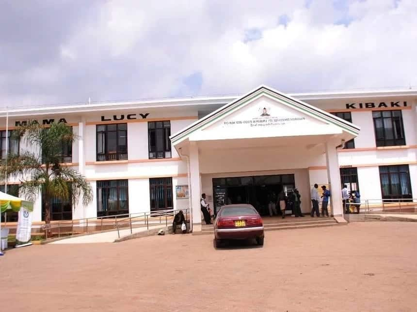 Mama Lucy hospital dismisses claims Sonko took morgue coolers from the facility