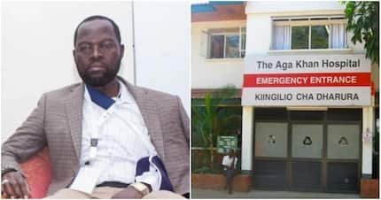 Kisumu Governor Nyong'o undergoes surgery after freak accident in Nyeri