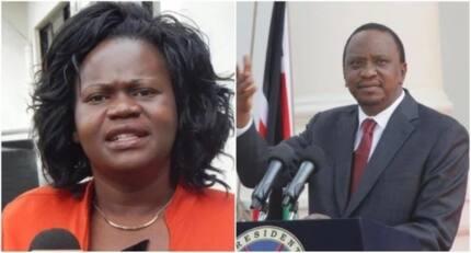 Gladys Wanga matatani kwa 'kumtusi' Uhuru wakati wa kampeni
