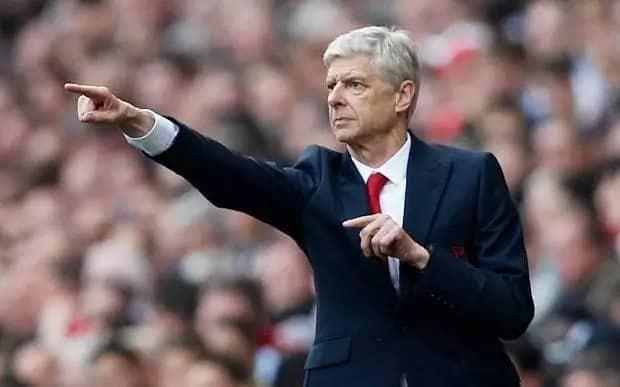 Arsene Wenger blasts UEFA over Aubameyang's Ruling branding it nonsensical