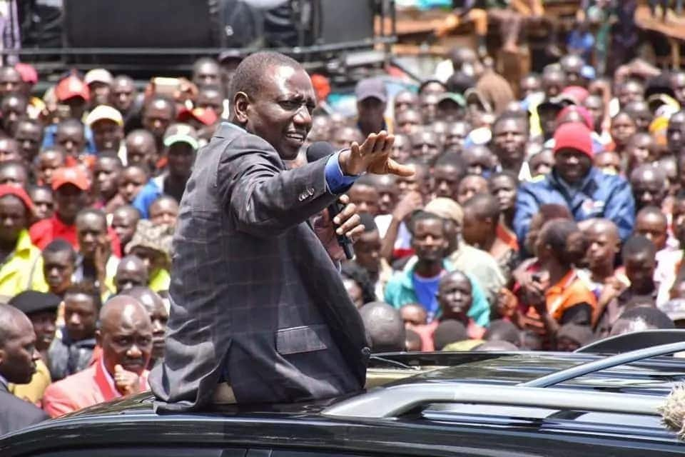 It has been difficult to reconcile Ruto and Gideon - Kalenjin elders